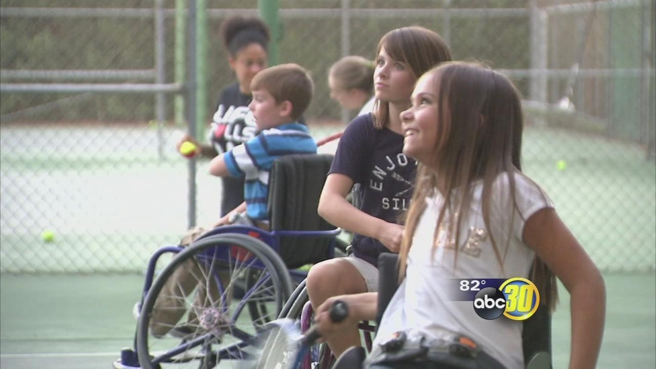 Valley Childrens Hospital program changing lives of kids in wheelchairs