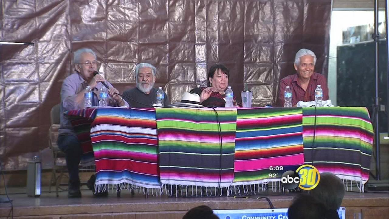 Tribute to Chicano contributions in Fresno County
