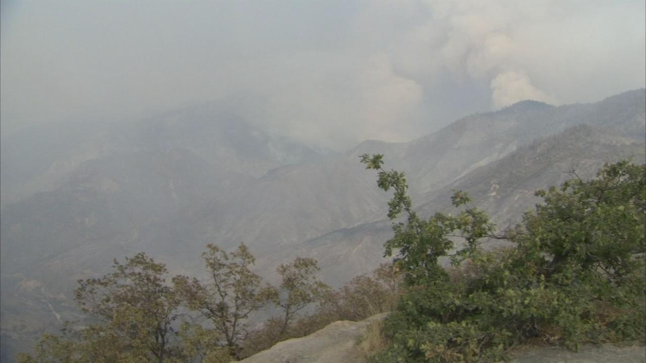 Rough Fire tops 84,000 acres, 25 percent containment