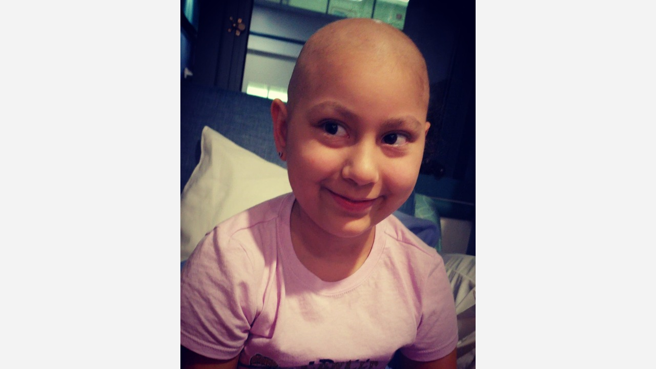 Dinuba rallies behind 9-year-old battling second Leukemia diagnosis