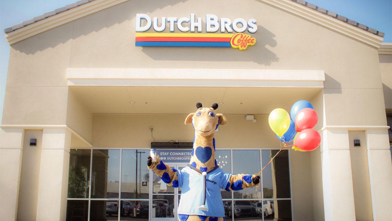 New Dutch Bros opens in Northwest Fresno