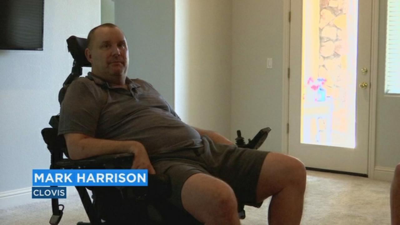 Clovis man loses battle with ALS