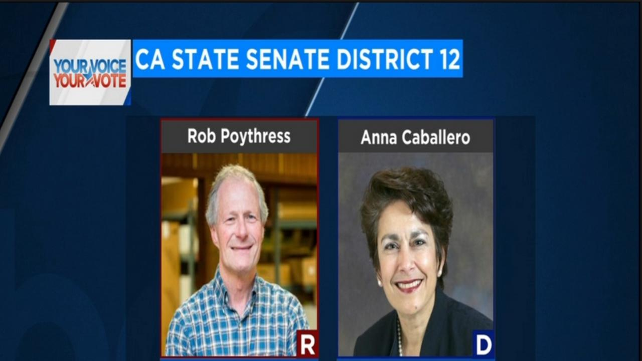Madera's Poythress concedes state senate seat to Caballero