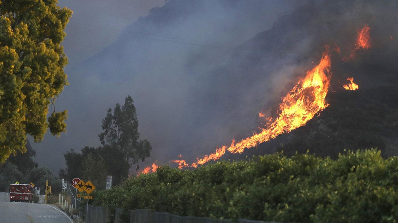 Southern California fires force evacuation of Malibu