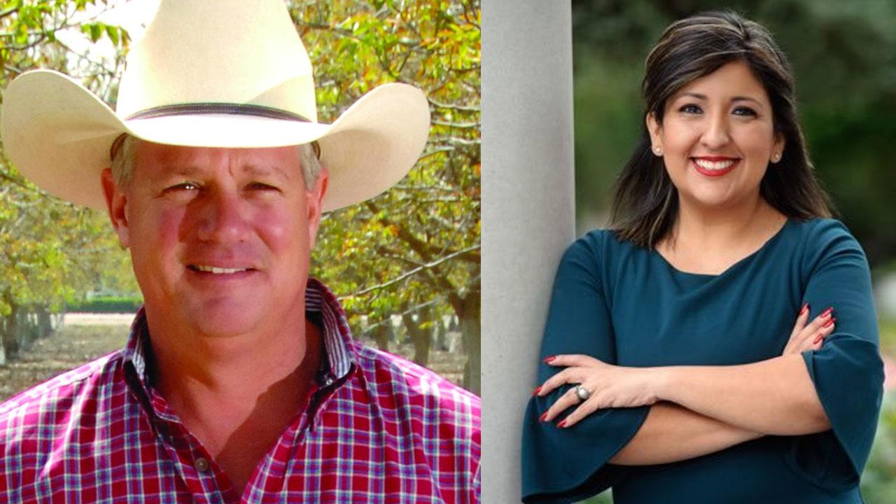 District 14: Rep. Andy Vidak and Melissa Hurtado