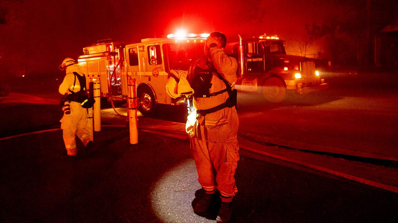 Northern California sheriff says 14 additional bodies recovered, bringing death toll to 23 in massive wildfire