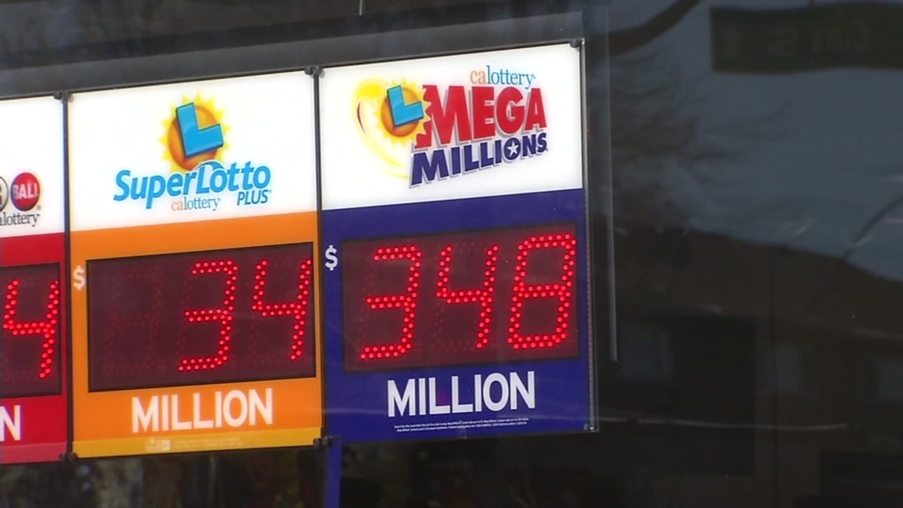 Mega Millions jackpot on Jan. 1, 2019.