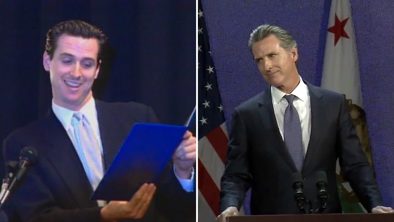 Gavin Newsom has been a star among Democrats for some time, but his policy decisions have at times angered party leaders.