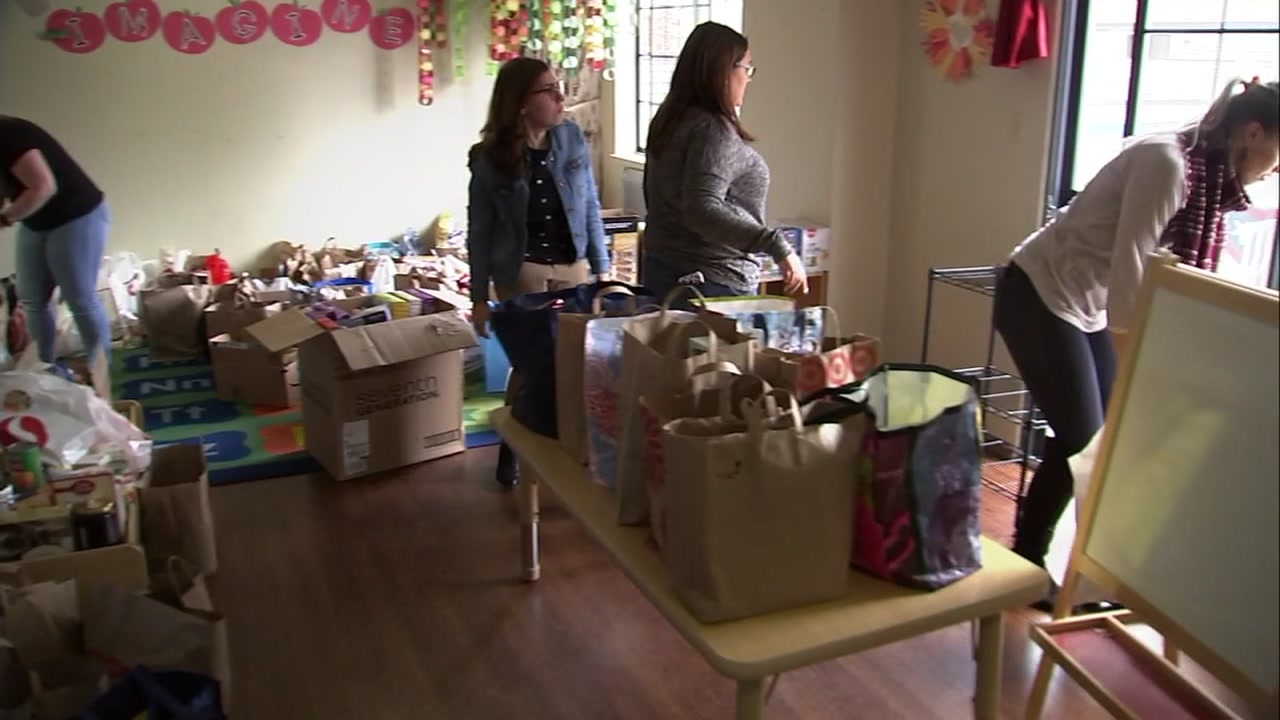 The lack of a paycheck is hitting home for hundreds of Coast Guard families and other furloughed federal workers in the East Bay as local businesses try to help them out.