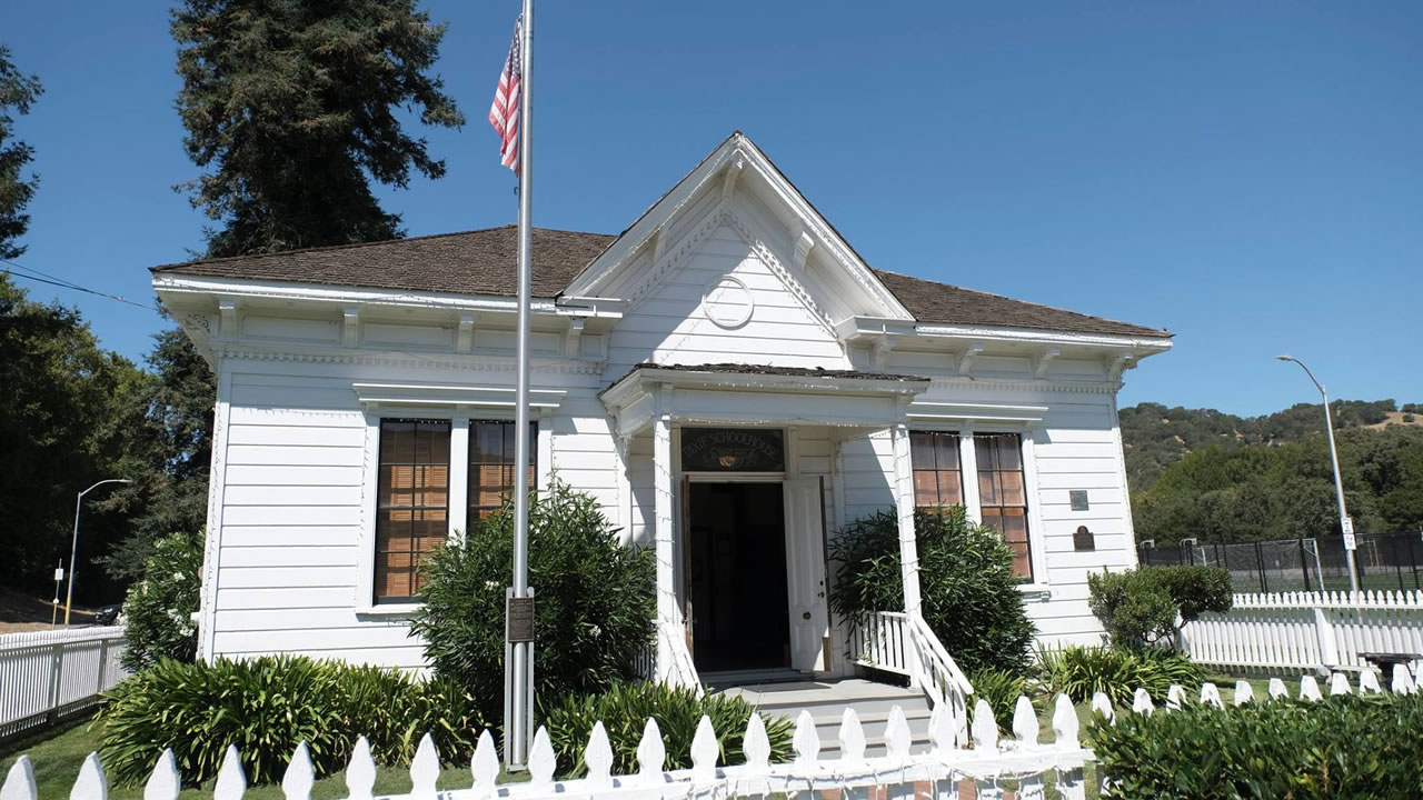 The Dixie Schoolhouse is pictured in San Rafael, Calif. on Tuesday, Jan. 15, 2019.