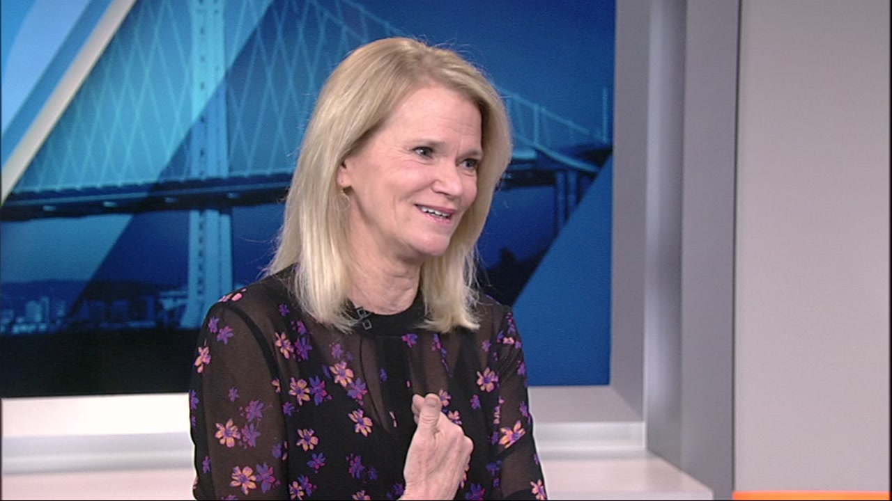 ABC News Martha Raddatz speaks to ABC7 News Kristen Sze on Tuesday, Jan. 15, 2019.