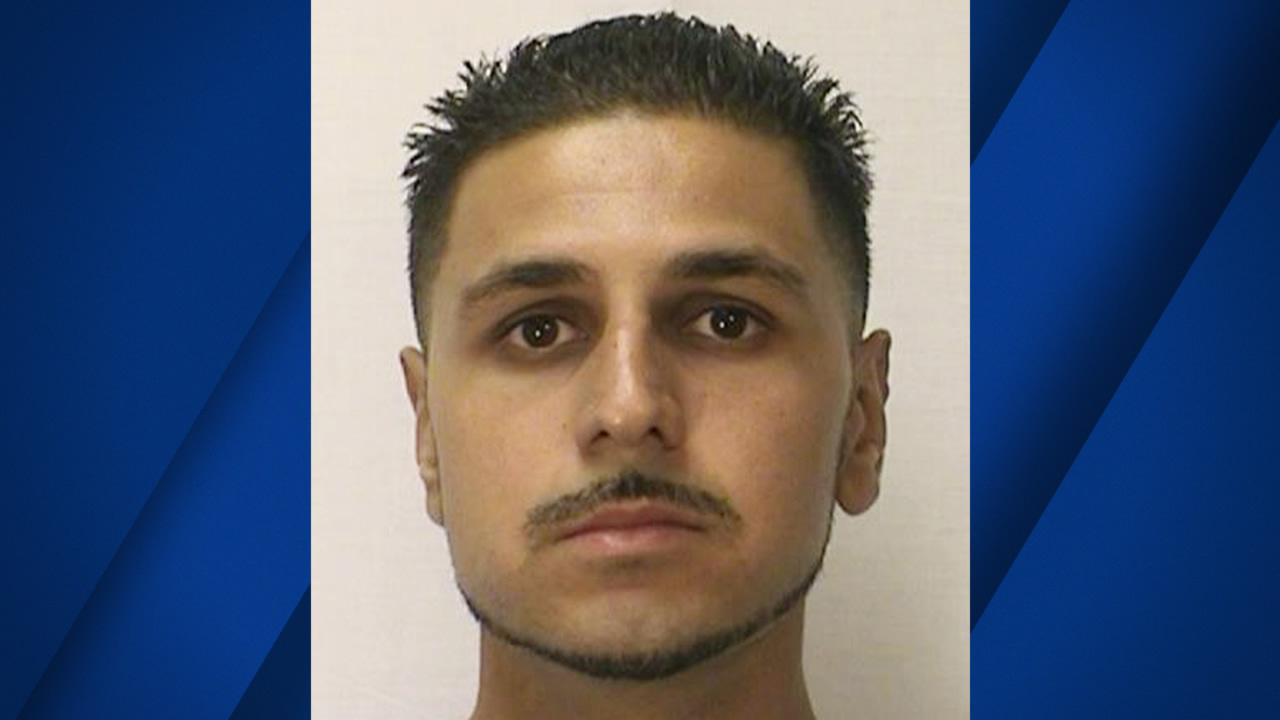This Aug. 12, 2014 photo from the California Department of Corrections and Rehabilitation shows inmate Adnan Khan.