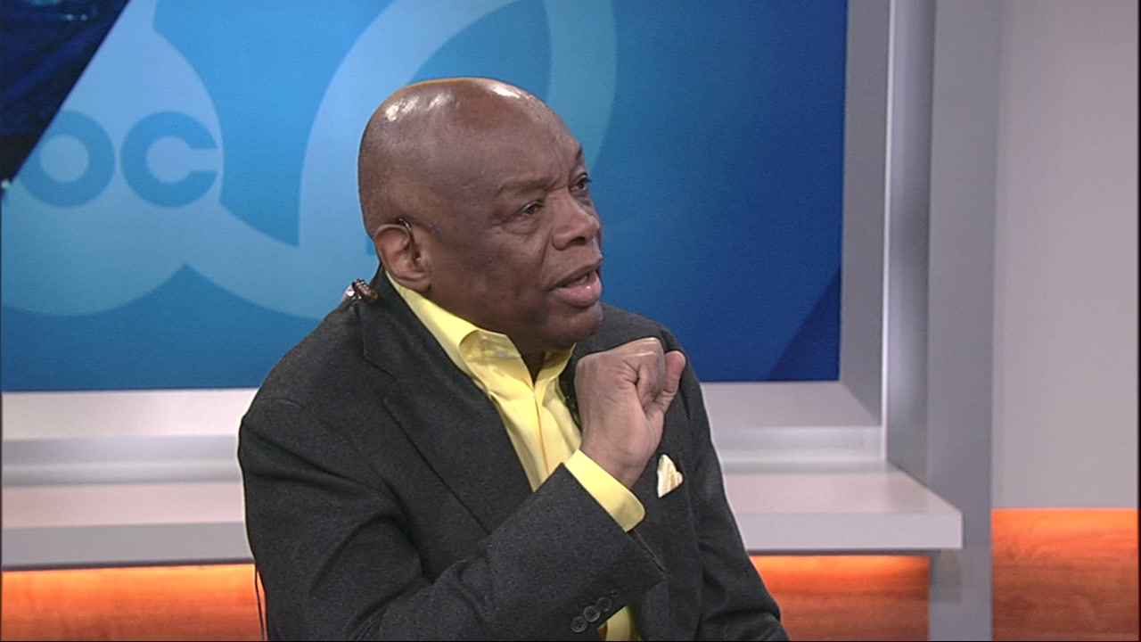 Former San Francisco Mayor Willie Brown discusses Dr. Martin Luther King Jr. on ABC7s Midday Live on Monday, Jan. 21, 2019.