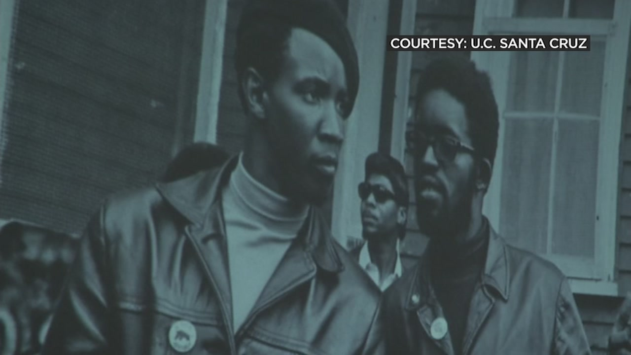 A new exhibit at the San Francisco Art Institute is giving audiences a fresh look at one of the most explosive episodes in Bay Area history -- the rise of the Black Panther Movement.