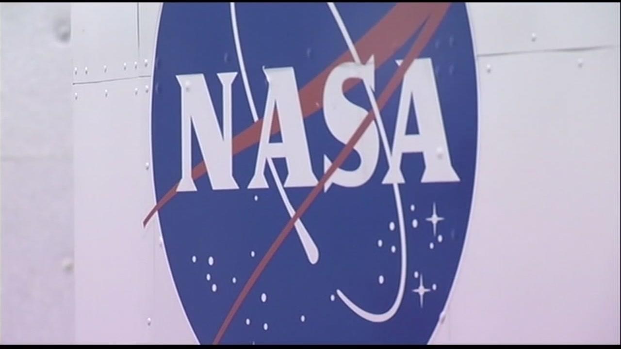 FILE -- NASA Ames in Mountain View, California.
