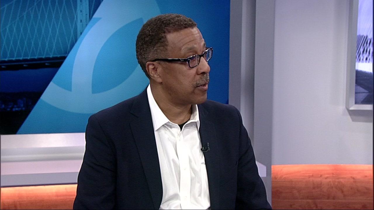 Joel Mackey, Executive Director of Oakland Public Education Fund