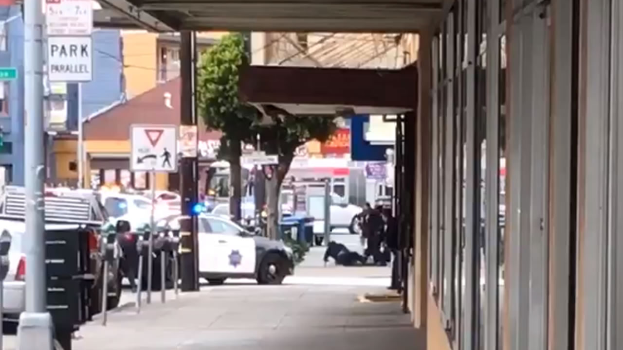 Videos Show Injured Cop Other Victim Police Response After San - Car show sf bay area