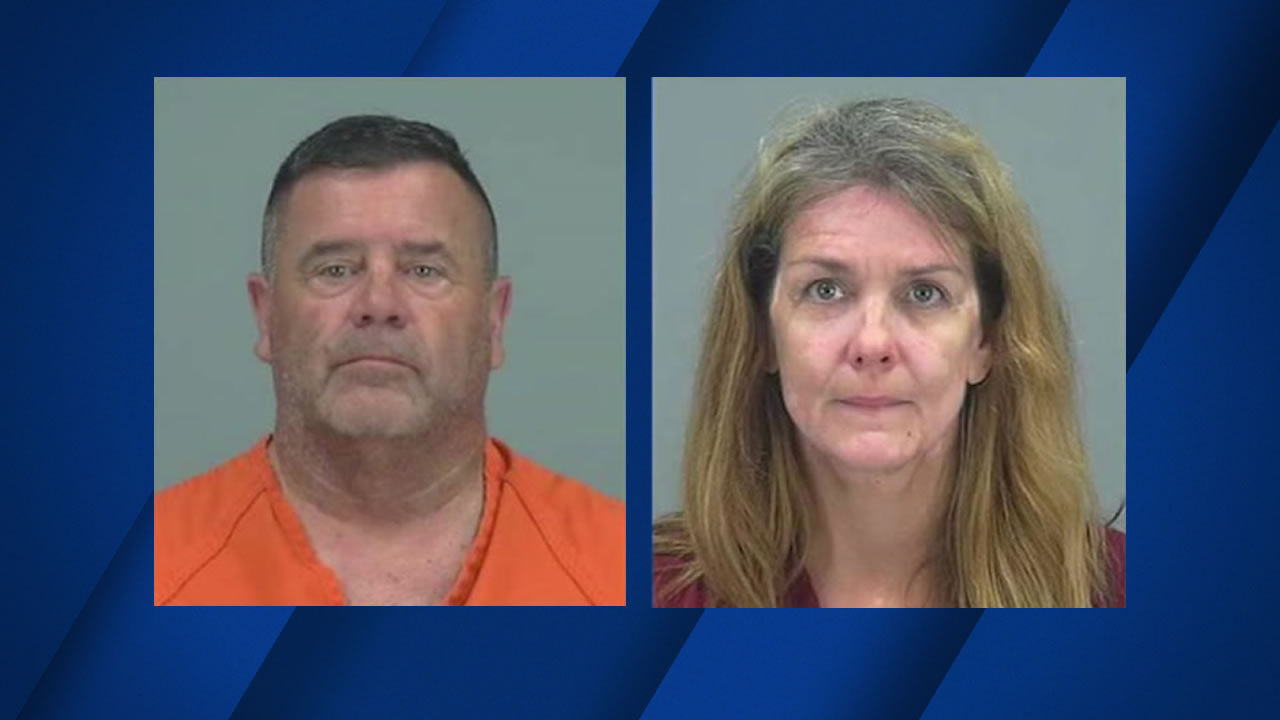 William and Constance Gabriel have been accused of stealing $800,000 from customers.