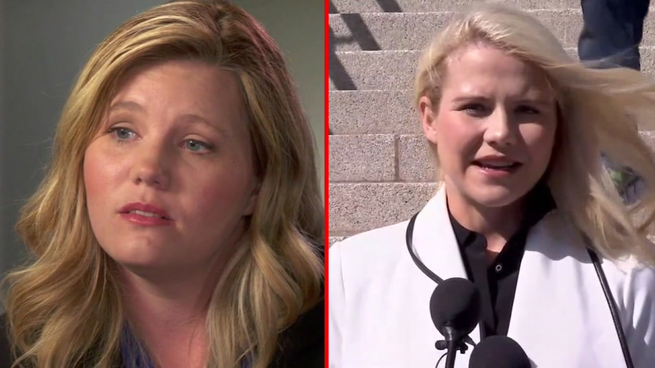 Jaycee Dugard, left, disappeared in Tahoe in 1991 and Elizabeth Smart, right, went missing in Salt Lake City in 2002.