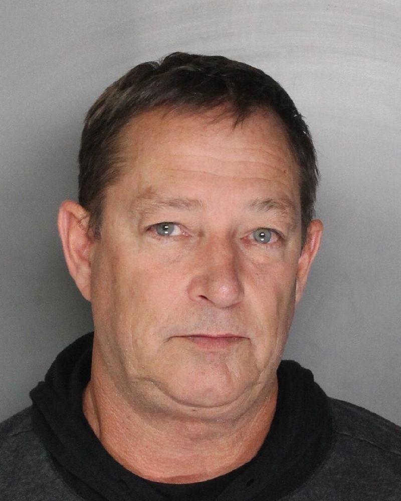 Booking photo of NorCal Rapist suspect Roy Charles Waller