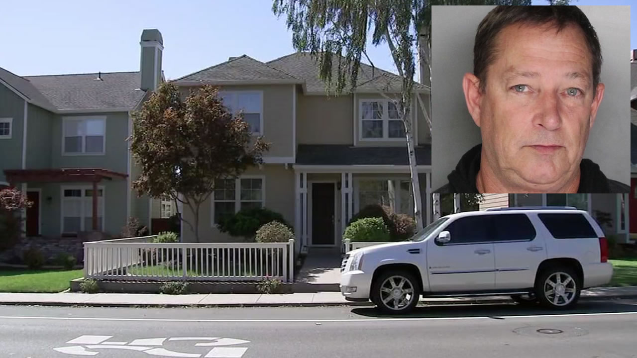 Neighbors in this Benicia, Calif. neighborhood were shocked to learn that their neighbor is the suspected NorCal Rapist.