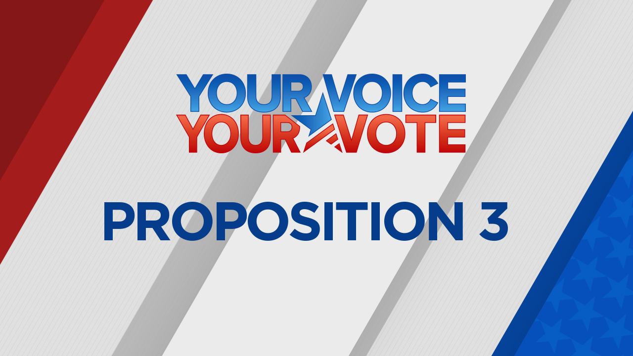 2018 VOTER GUIDE: A look at California's Prop 3: Water infrastructure an watershed conservation bonds