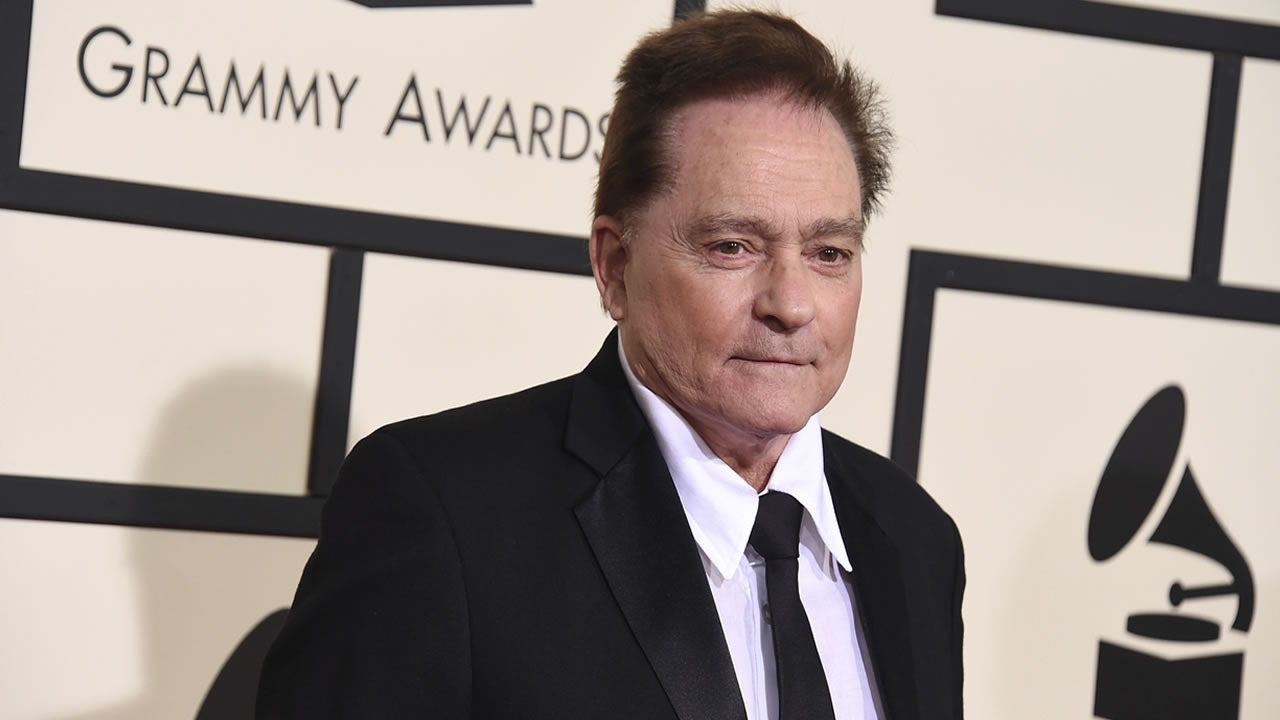 In this Feb. 15, 2016 file photo, Marty Balin arrives at the 58th annual Grammy Awards at the Staples Center in Los Angeles.