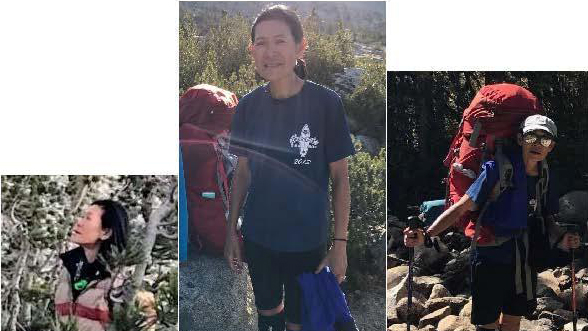 FILE -- Missing hiker Diane Salmon of Lafayette, California.