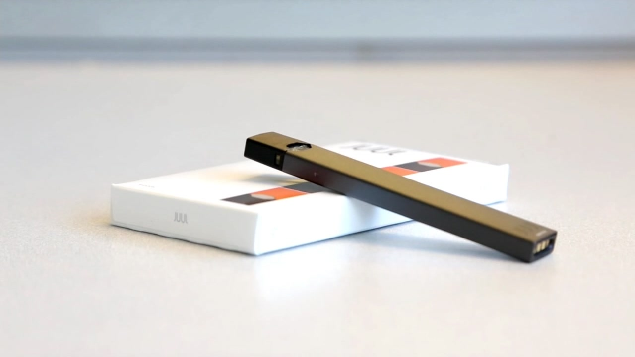 FDA raids San Francisco headquarters of Americas largest e-cigarette seller Juul