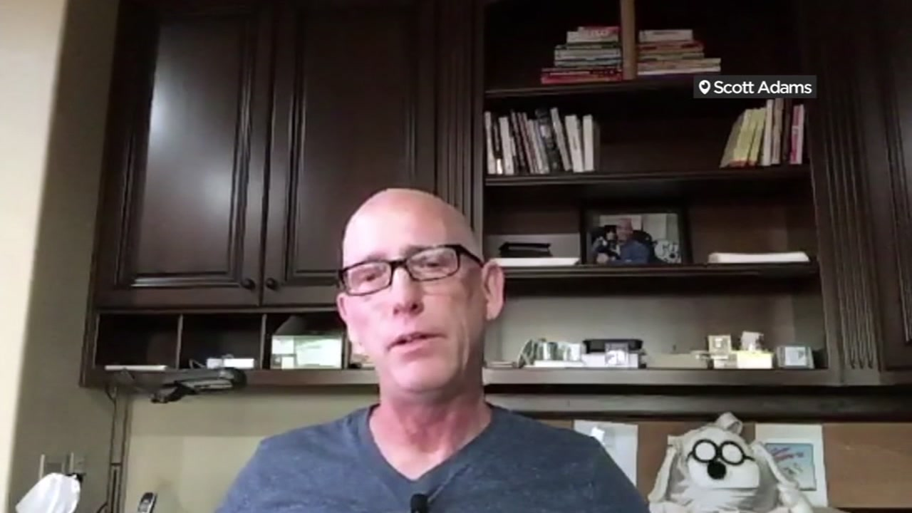 Scott Adams, the creator of the comic Dilbert, took to social media on Monday with a hearthwrenching account of his stepsons overdose.