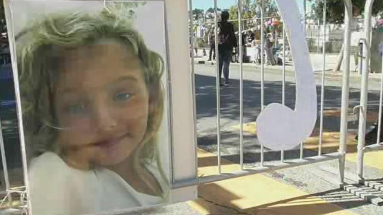 On Saturday, Sept. 26, 2015, a musical fundraiser was held in San Francisco to help raise money for 7-year-old Zamora Moon, who was diagnosed with a rare form of brain cancer.