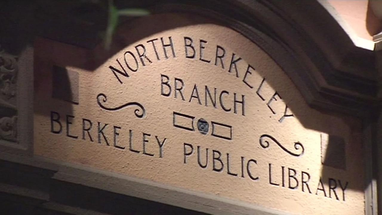 FILE - The North Branch of the Berkeley Public Library is seen in this undated image.