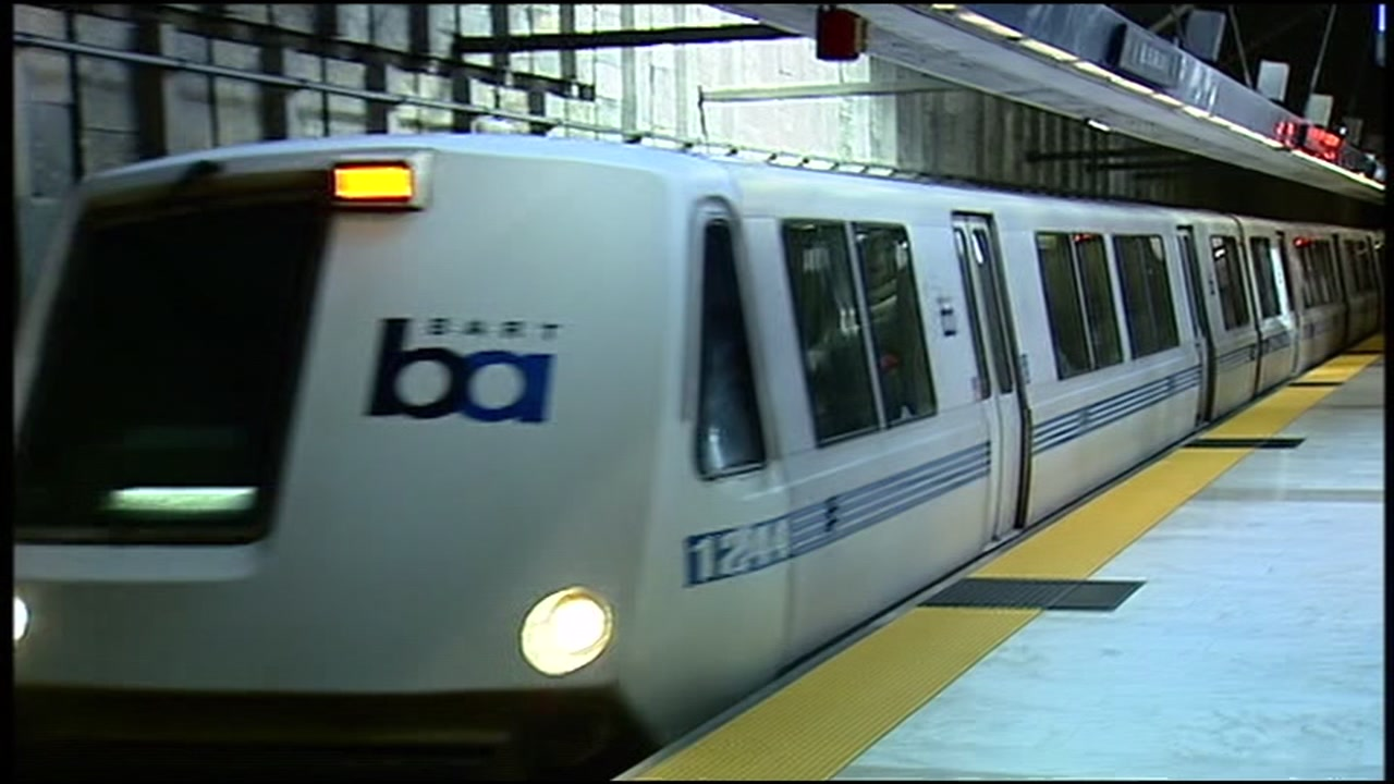 Earthquake alert to be tested on BART trains