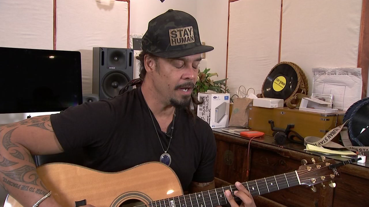 Bay Area musician Michael Franti debuts new documentary film, Stay Human