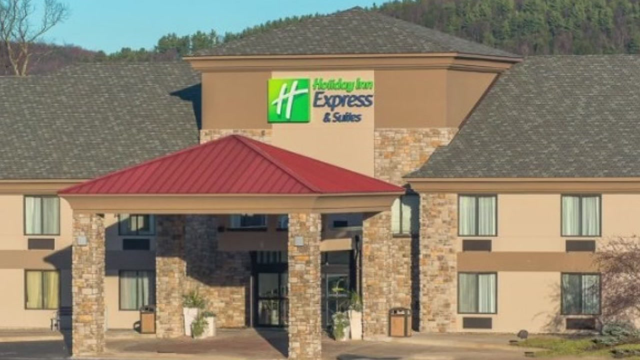 A Holiday Inn Express is pictured in this file photo.