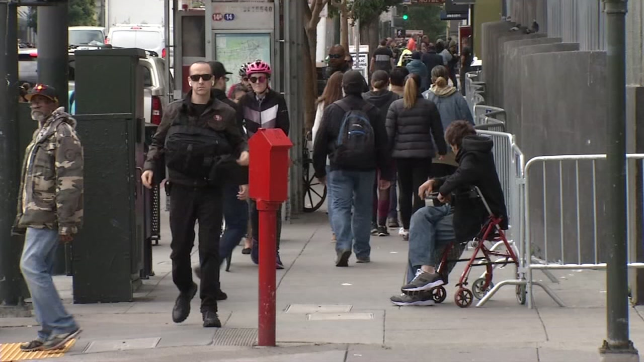SF tourism up but dirty streets a concern