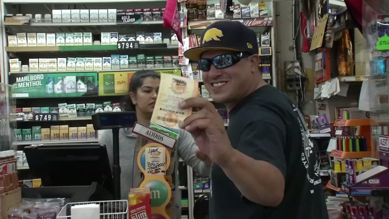 Mega Millions fever hits San Jose liquor store