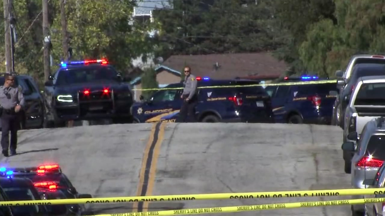Deputies investigating shooting near San Leandro, 1 person injured