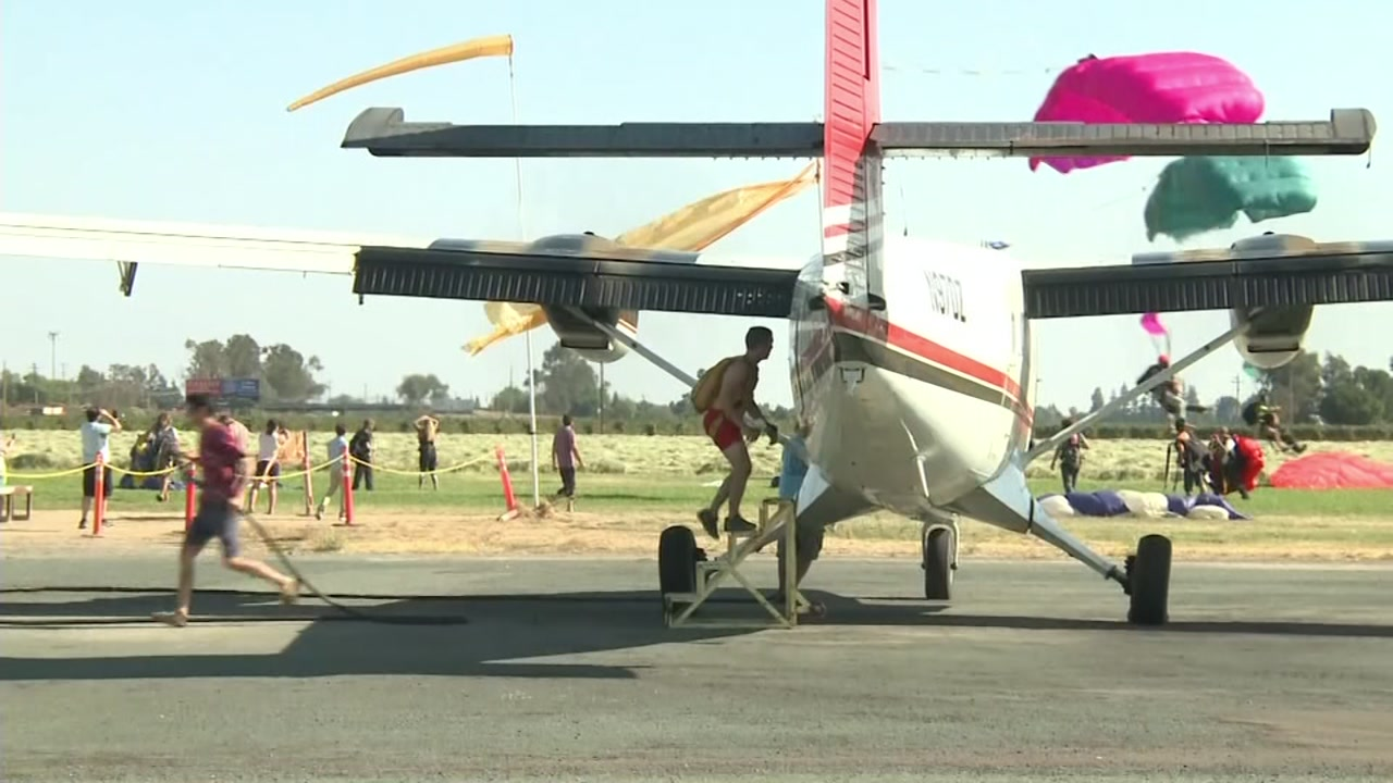 REPORT: Skydiver dead after accident in Lodi