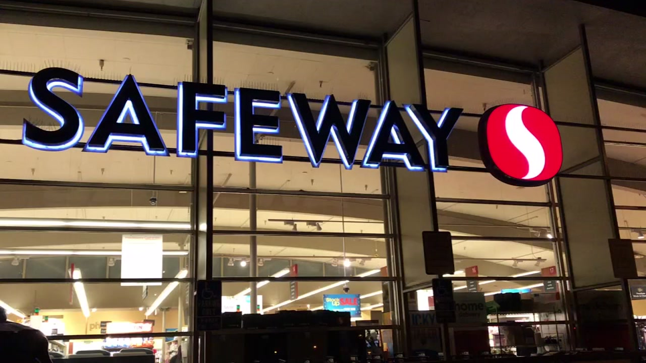 Safeway in San Francisco on Tuesday, October 17, 2018.