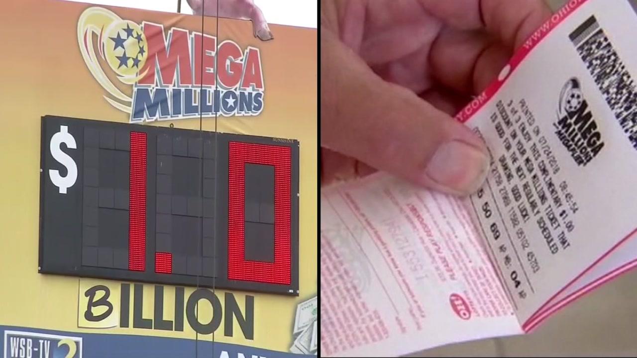 The Mega Millions jackpot reaches $ 1 billion.