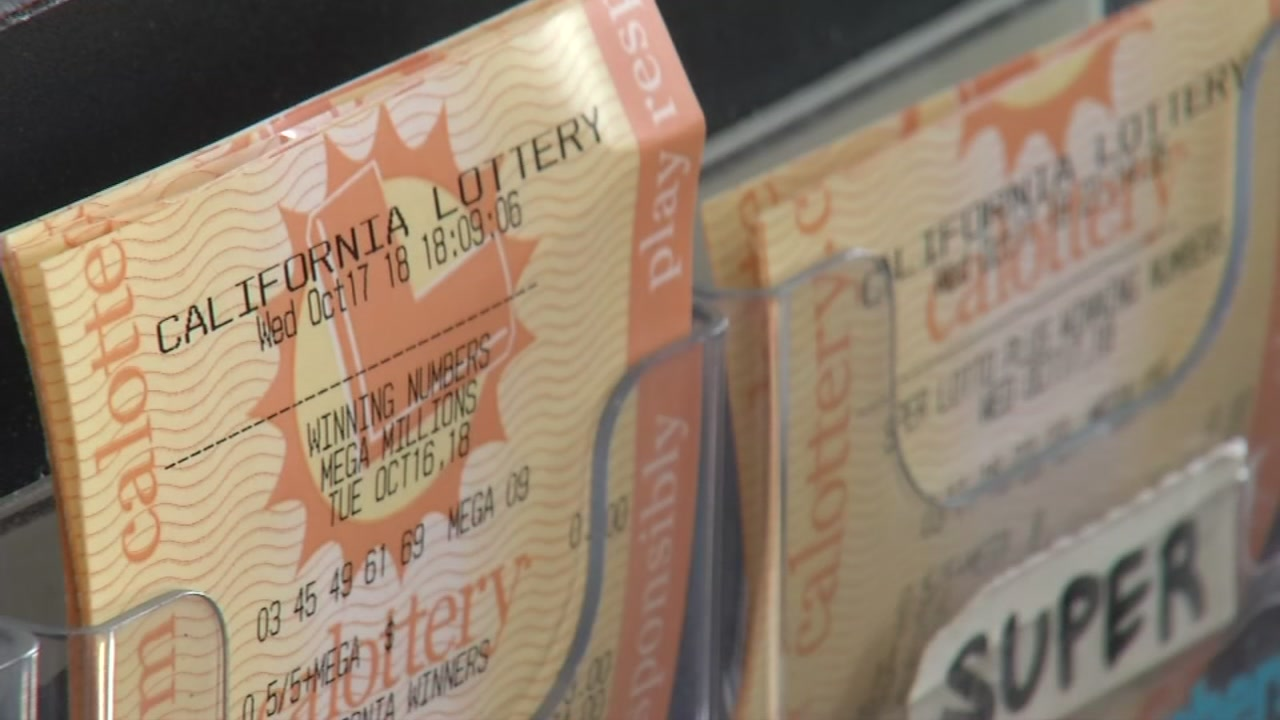 A Mega Millions lottery ticket is seen in this undated file photo.