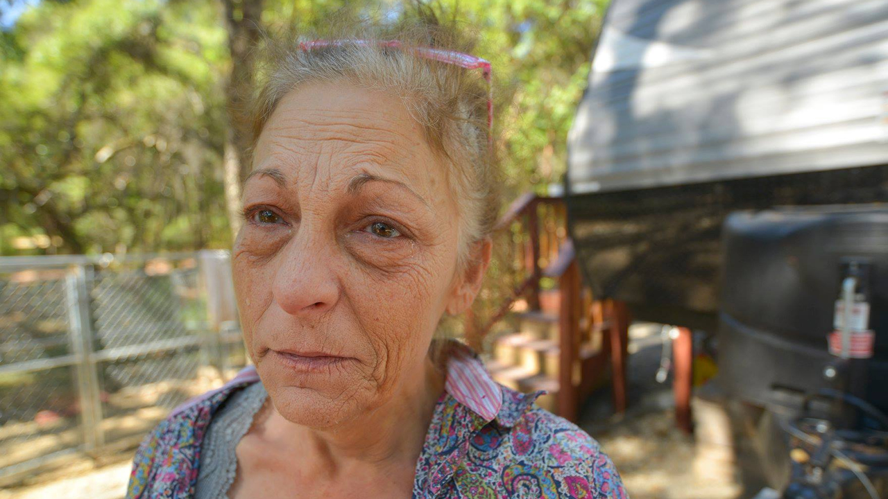 In Mendocino Countys Redwood Valley, fire victims have grown more than a little tired of living a day at a time, more than a year after the tragedy.