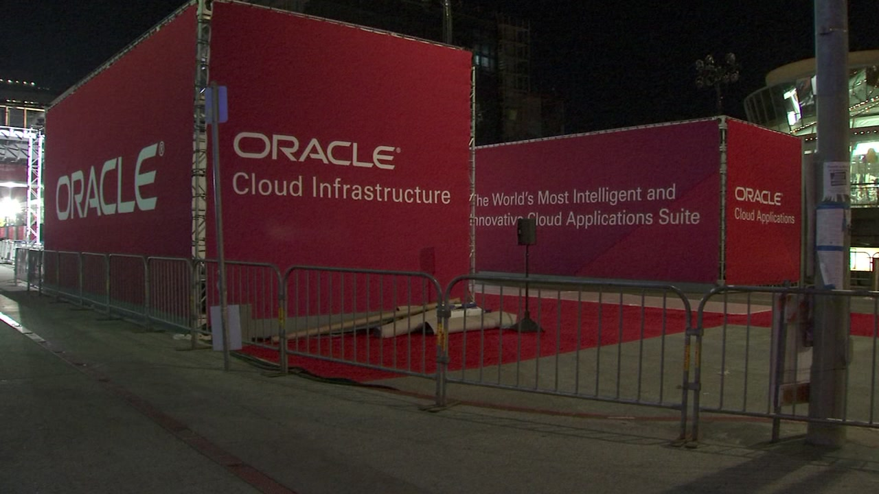 Drivers beware-- heavy traffic is expected south of Market this week for the Oracle OpenWorld event at the Moscone Center.