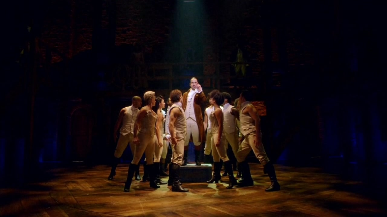 Wait no more-Hamilton is coming back to the Orpheum