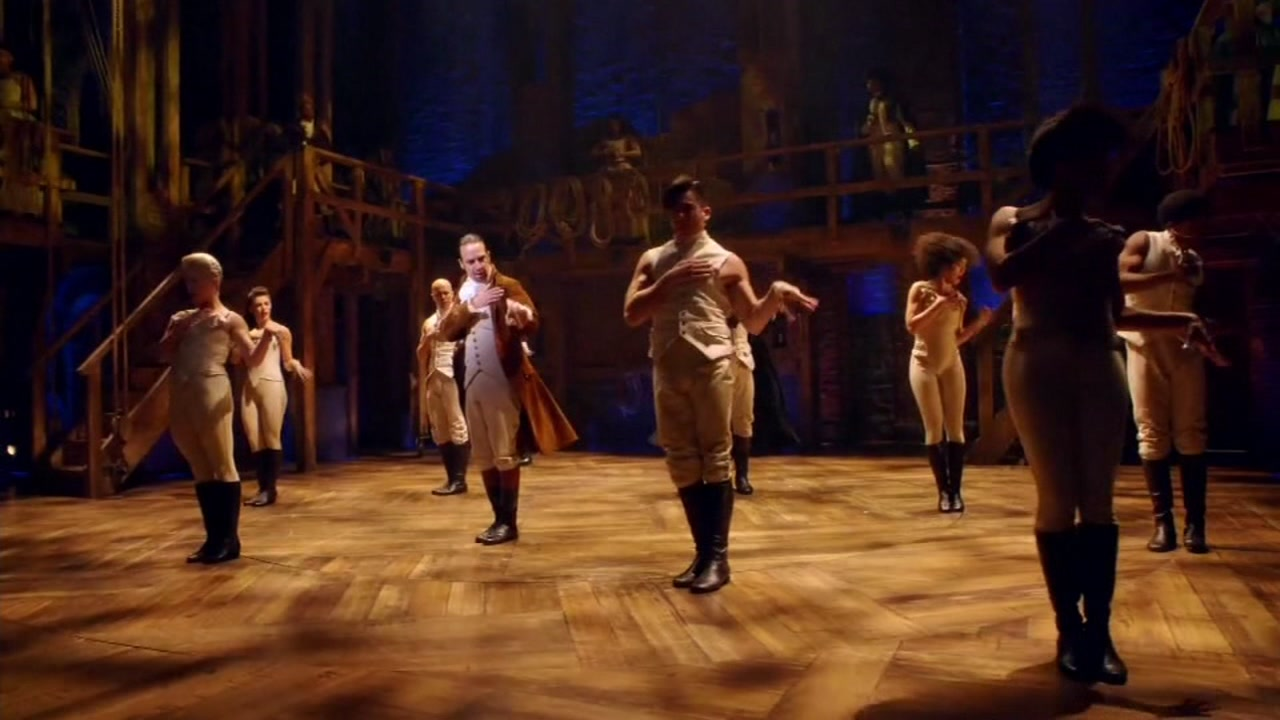 Tickets for Hamilton went on sale at 10 Monday morning.