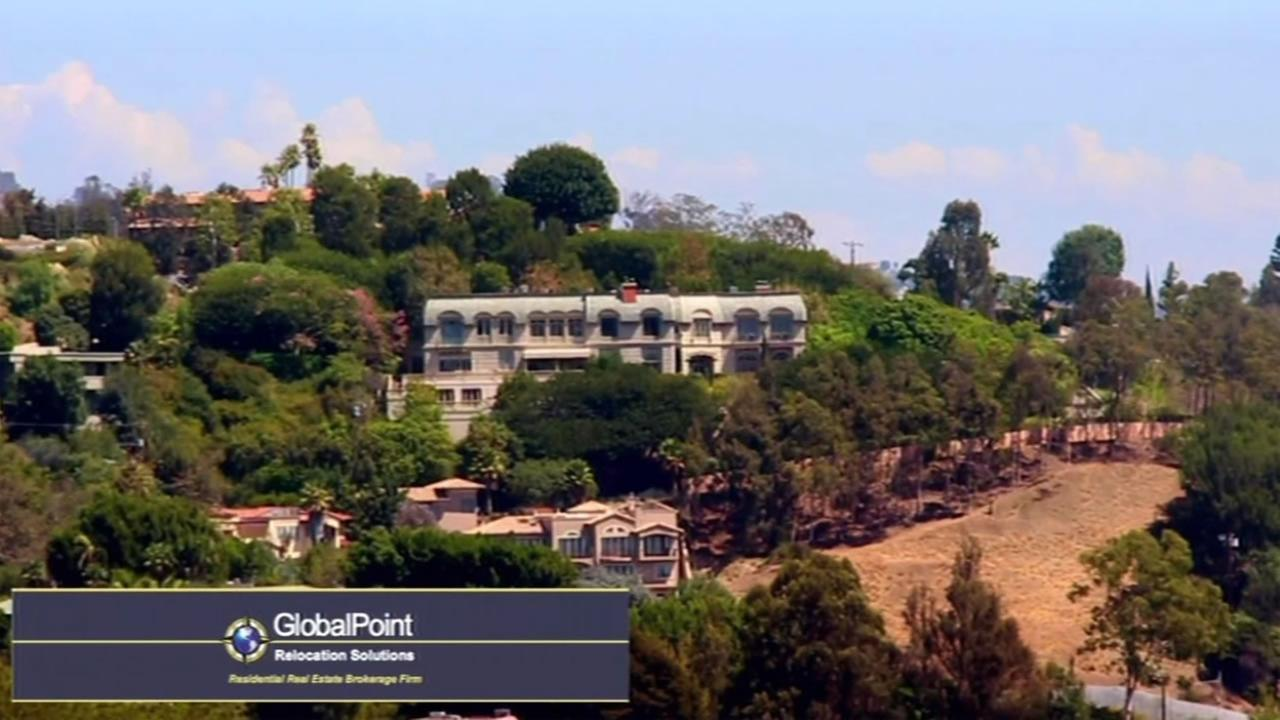 A household in a Bel Air neighborhood consumed 11.8 million gallons of water in one year, costing them $90,000.