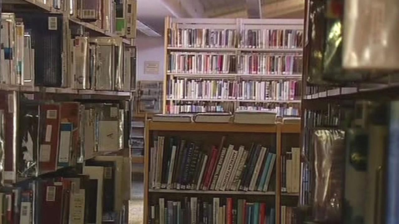 Menlo Park Library