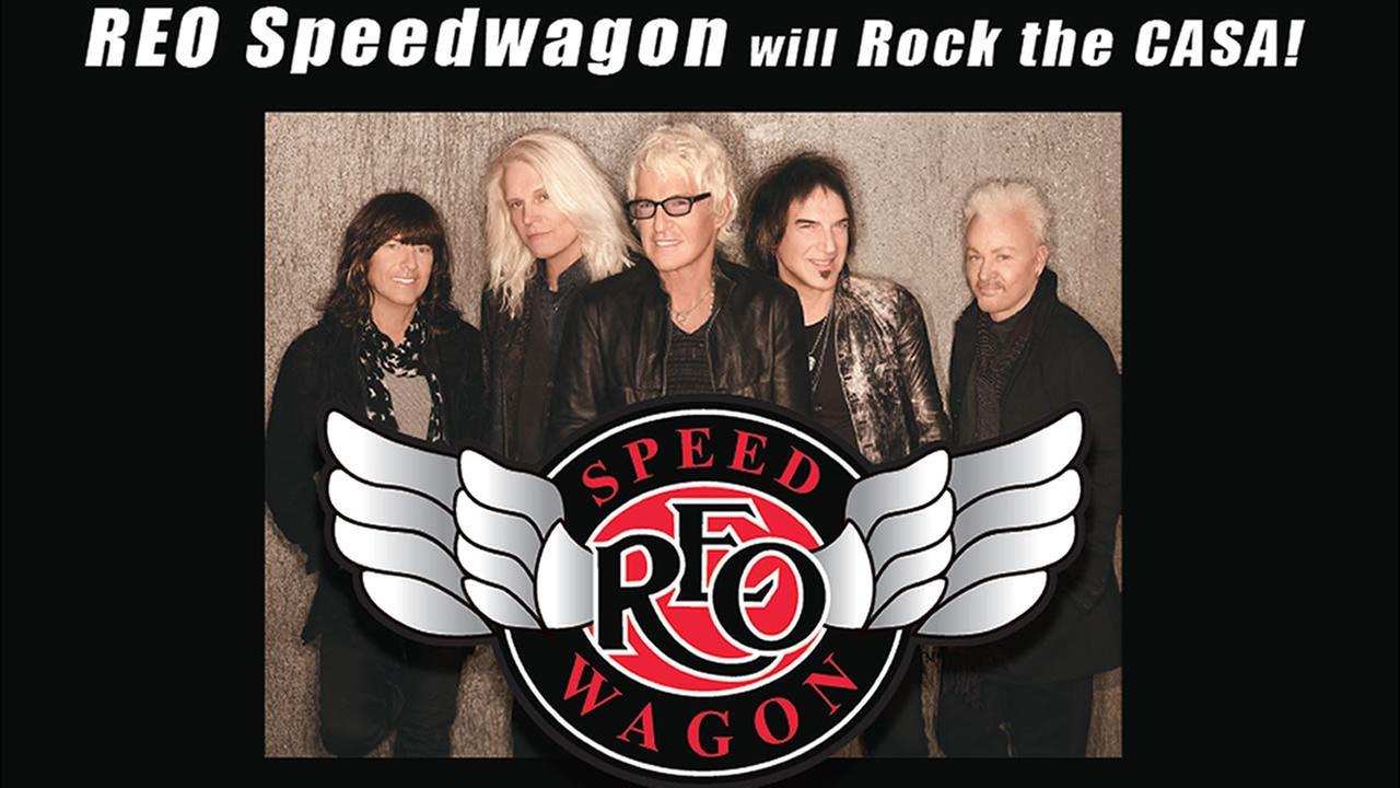 REO Speedwagon rock band