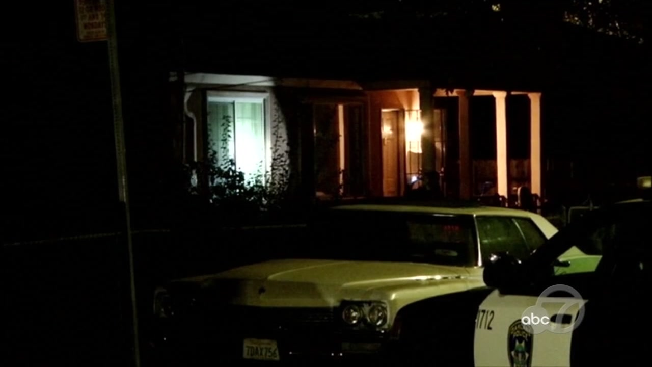 A three-year-old boy was left in critical condition after being shot while inside his home in Oakland.